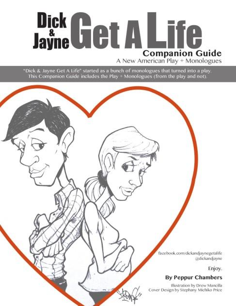 Dick and Jayne Book Cover orange Mar 2015