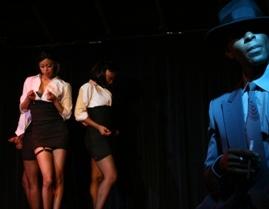 Harlem's Night: A Cabaret Story // 1940s Dinner Theater