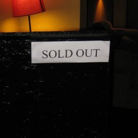 House Rules sold out!