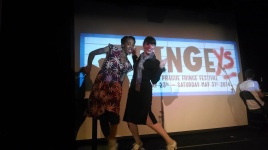 The Fringey Awards